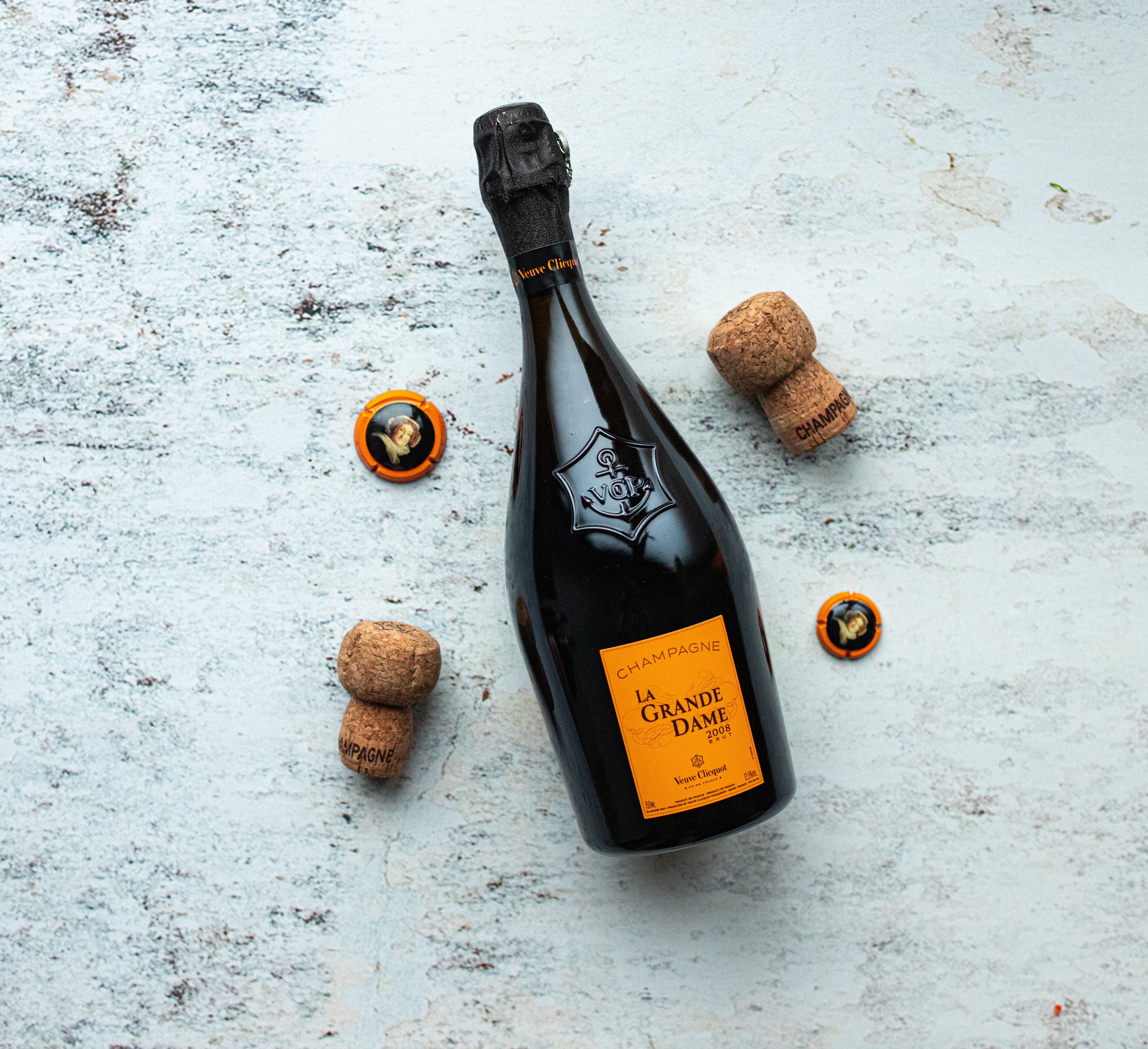 Veuve Clicquot La Grand Dame 2008